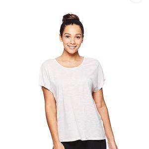 Gaiam Corrie light Pink short sleeve top